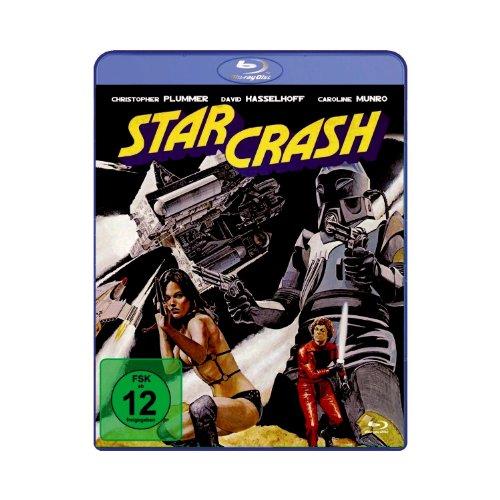 STAR CRASH (Blu-ray)