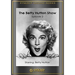 The Betty Hutton Show: Episode 2 (1959)