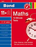 Sarah Lindsay Bond 10 Minute Tests Maths 11-12 years
