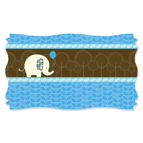 Baby Elephant Favors front-1064266