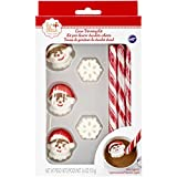 Wilton 2104-8552 Elf on The Shelf Cocoa Trimming Kit