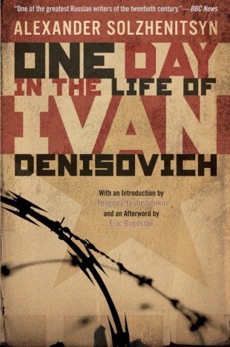 Night; A Day In The Life of Ivan Denisovich by Elie Wisel; Alexander Solzhenstyn