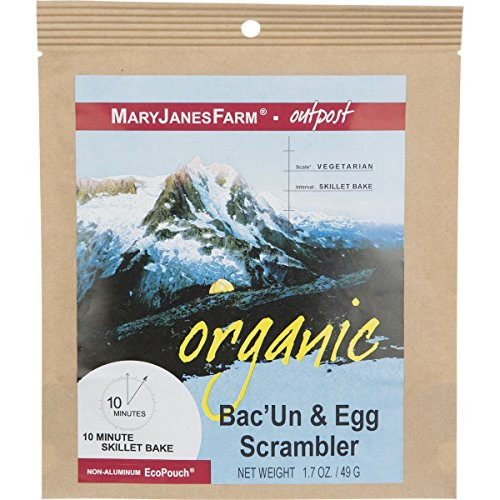 Mary Janes Farm Bac'un & Egg Scrambler One Color, One Size (Organic Freeze Dried Eggs compare prices)