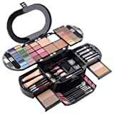 51f50qBKX6L. SL160 Cameo Carry All Beauty Case by Shany © 100pc Pro Make Up Set Premium Collection