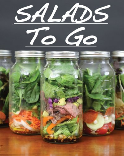 Salads To Go by Arnel Ricafranca ebook deal