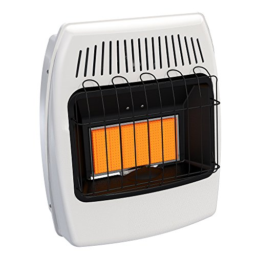 Dyna-Glo IR18PMDG-1 18,000 BTU Liquid Propane Infrared Vent Free Wall Heater (Wall Heaters Gas compare prices)