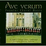Ave Verum-Popular Choral Music