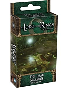 The Lord of the Rings: The Card Game the Dead Marshes Adventure Pack