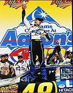 Jimmie Johnson Signed Photograph - 11x14 #g77288 - PSA DNA Certified - Autographed... by Sports Memorabilia