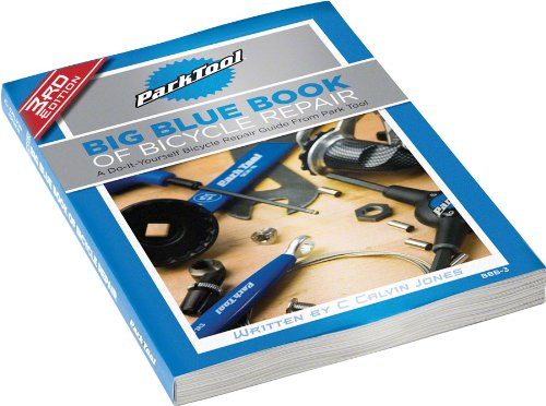 Park Tool BBB-3 Big Blue Book, 3rd Edition
