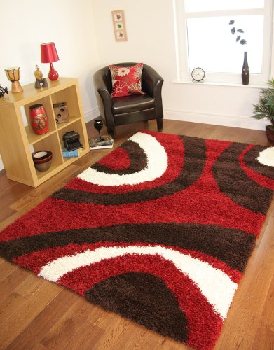 Red And Brown Rugs Home Decor