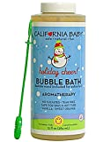 California Baby Bubble Bath Holiday Vanilla Orange and Lavender -- 13 fl oz