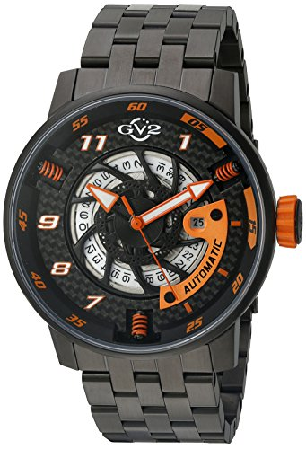 GV2-by-Gevril-Mens-Motorcycle-Sport-Automatic-Stainless-Steel-Casual-Watch-Model-1304B