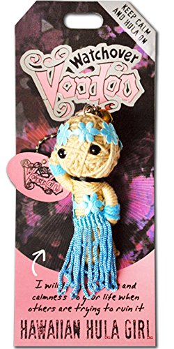 Watchover Voodoo Hawaiian Hula Girl Novelty