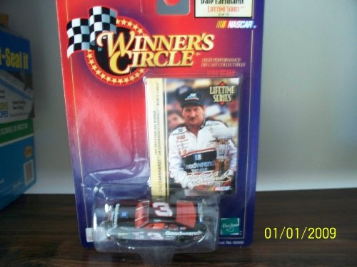 "Dale Earnhardt ""Winners Circle"" #3 Goodwrench Lifetime Series Car"