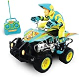 Doo Shaggy ATV Rider Kids Yoys Vehicle remote Requires 2 AA -B Full-function