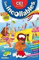 Cahier de vacances du CE1 au CE2 Incollables