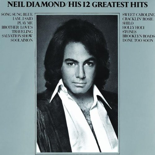 His 12 Greatest Hits artwork