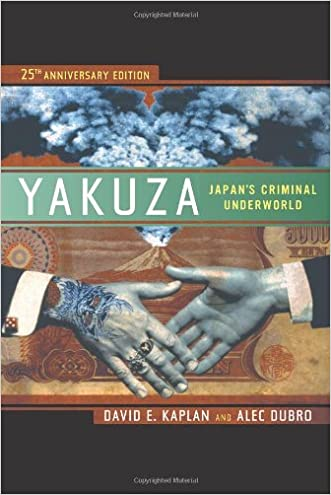 Yakuza: Japan's Criminal Underworld