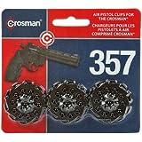 Crosman 0407T Rotary Clips Fits 357 Pistols 3Pk