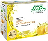 SSCPL Herbals Lime & Shea Butter, Combo pack of 4 soaps, 400gms