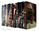 Jean Plaidy Tudor Saga Series: 9 books: Katherine the Virgin Widow / The Kings Secret Matter / Saint Thomas Eve / The Sixth Wife / Mary Queen of France / Uneasy Lies the Head / The Shadow of the Pomegranate / Murder Most Royal / The Thistle and the Rose
