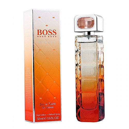 Hugo Boss Orange Sunset, Eau de Toilette da donna, 50 ml