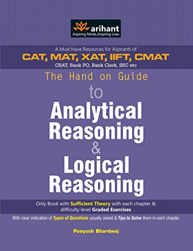 The Hand on Guide to Analytical Reasoning and Logical Reasoning by Peeyush...
