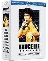 Bruce Lee - L'intégrale - Coffret 6 films + 2 documentaires [Blu-ray] [Édition Limitée 40ème Anniversaire]