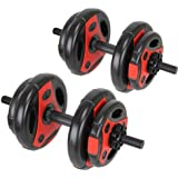 Confidence Fitness PRO 20kg Dumbbell Weights Set