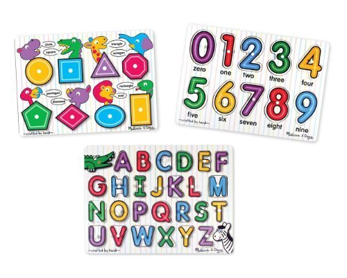 4-Item-Bundle-Melissa-Doug-3-Pack-Peg-Puzzle-Combo-See-Inside-Alphabet-Number-Shapes-Peg-Puzzles-Free-Activity-Book