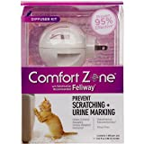 Comfort Zone with Feliway for Cats Diffuser and Single Refill