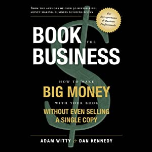 Book the Business Audiobook