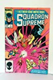 img - for Squadron Supreme #1 : The Utopia Principle (Marvel Comics) book / textbook / text book