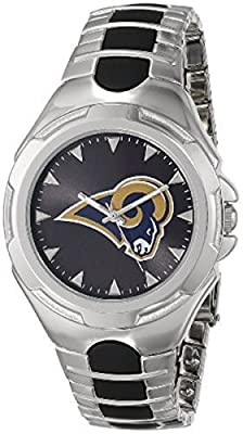 NFL Los Angeles Rams Game Time Men's Victory Watch