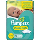 Pampers Changemats Baby Mats Normal 12