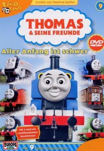 Thomas & seine Freunde 9 - Aller Anfang ist schwer [Edizione: Germania]