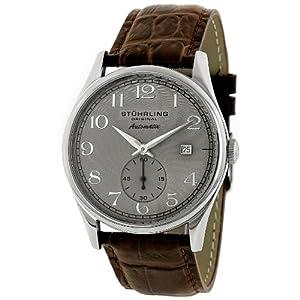Stuhrling Original Men's 171.3215E54 Classic Cuvette Slim Automatic Watch