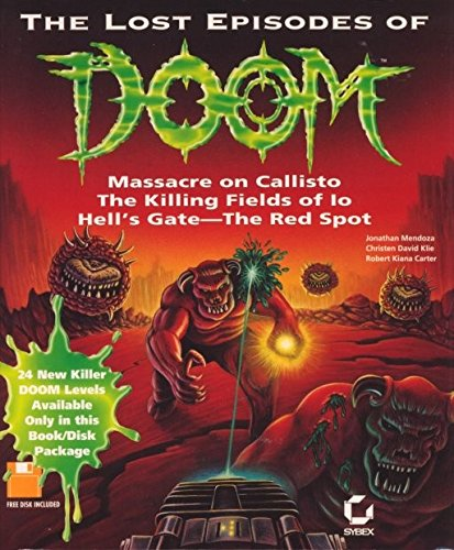 DOOM Levels Book