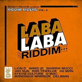 Cover Bizzarri records - Laba Laba riddim medley