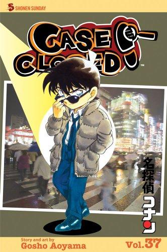 名探偵コナン コミック37巻 (英語版)