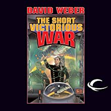 The Short Victorious War: Honor Harrington, Book 3 Audiobook by David Weber Narrated by Allyson Johnson