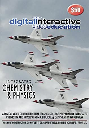 DIVE Integrated Chemistry and Physics Instructional CD-ROM