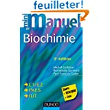 Mini Manuel de Biochimie - 3e édition: Cours + QCM/QROC + exos
