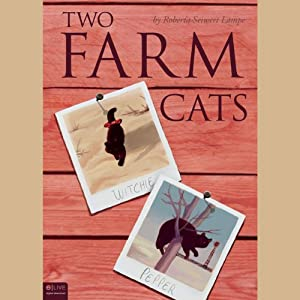 Two Farm Cats | [Roberta Seiwert Lampe]