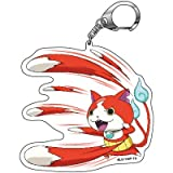 妖怪ウォッチ アクリルキーホルダー 妖怪ウォッチ02 ジバニャンひゃくれつ肉球AK