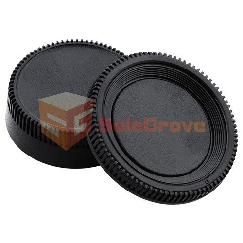 For Nikon Body + Rear Lens Cap D40 D700 D3000 D90 D5000