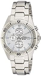 Citizen Analog White Dial Mens Watch AN3460-56A