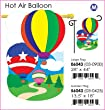 Hot Air Balloon Flag Indoor/Outdoor 28&quot; x 44&quot;
