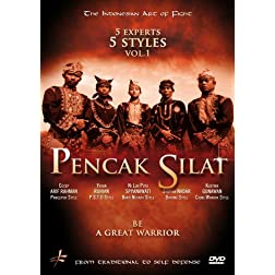 Pencak Silat 5 Experts - 5 Styles Vol.1: Be a Great Warrior